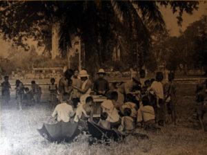 Prix Vernois_Séance de vaccination á l'hôpital de Vientiane (Laos )
