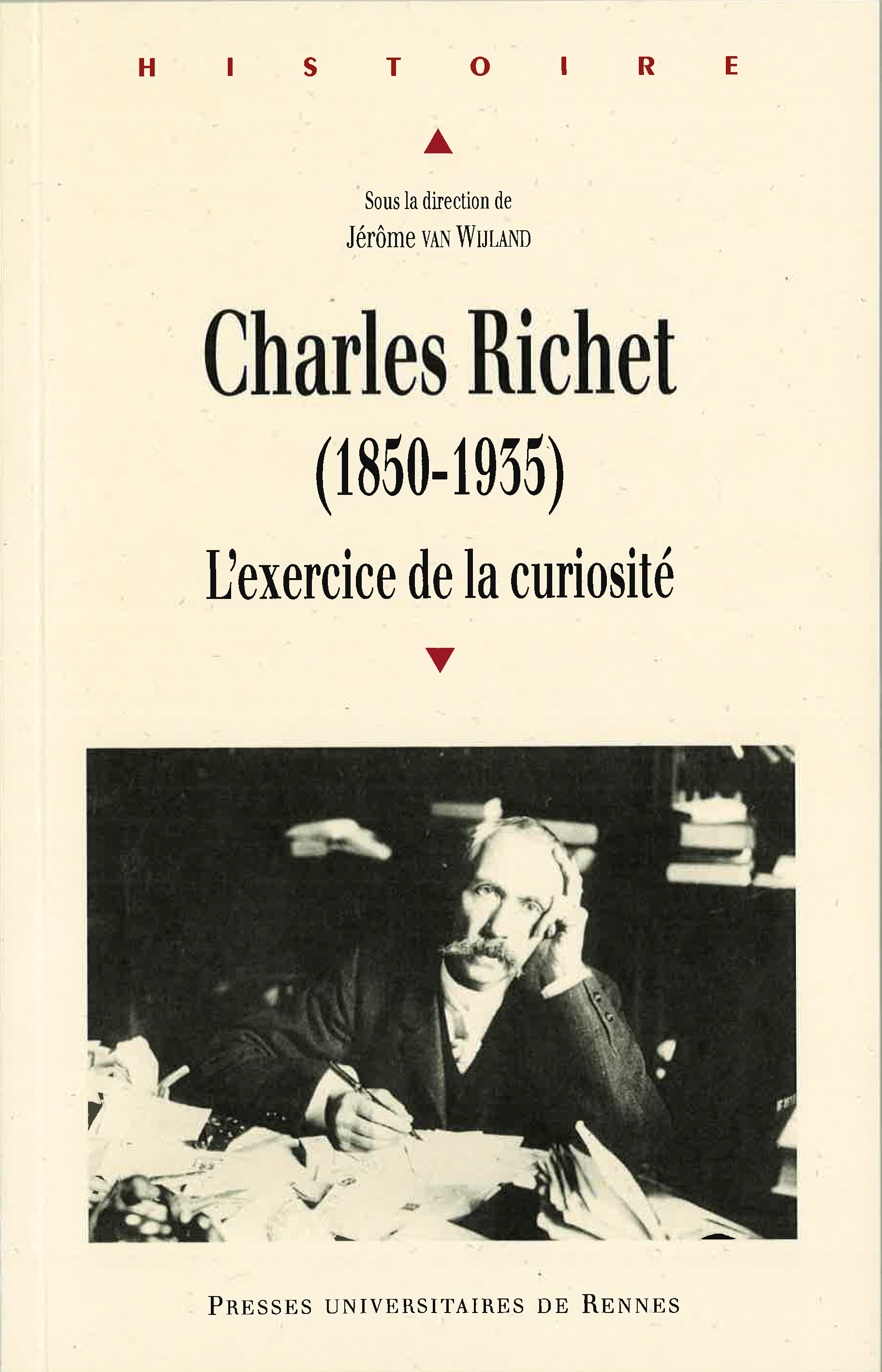 Actes du colloque sur Charles Richet
