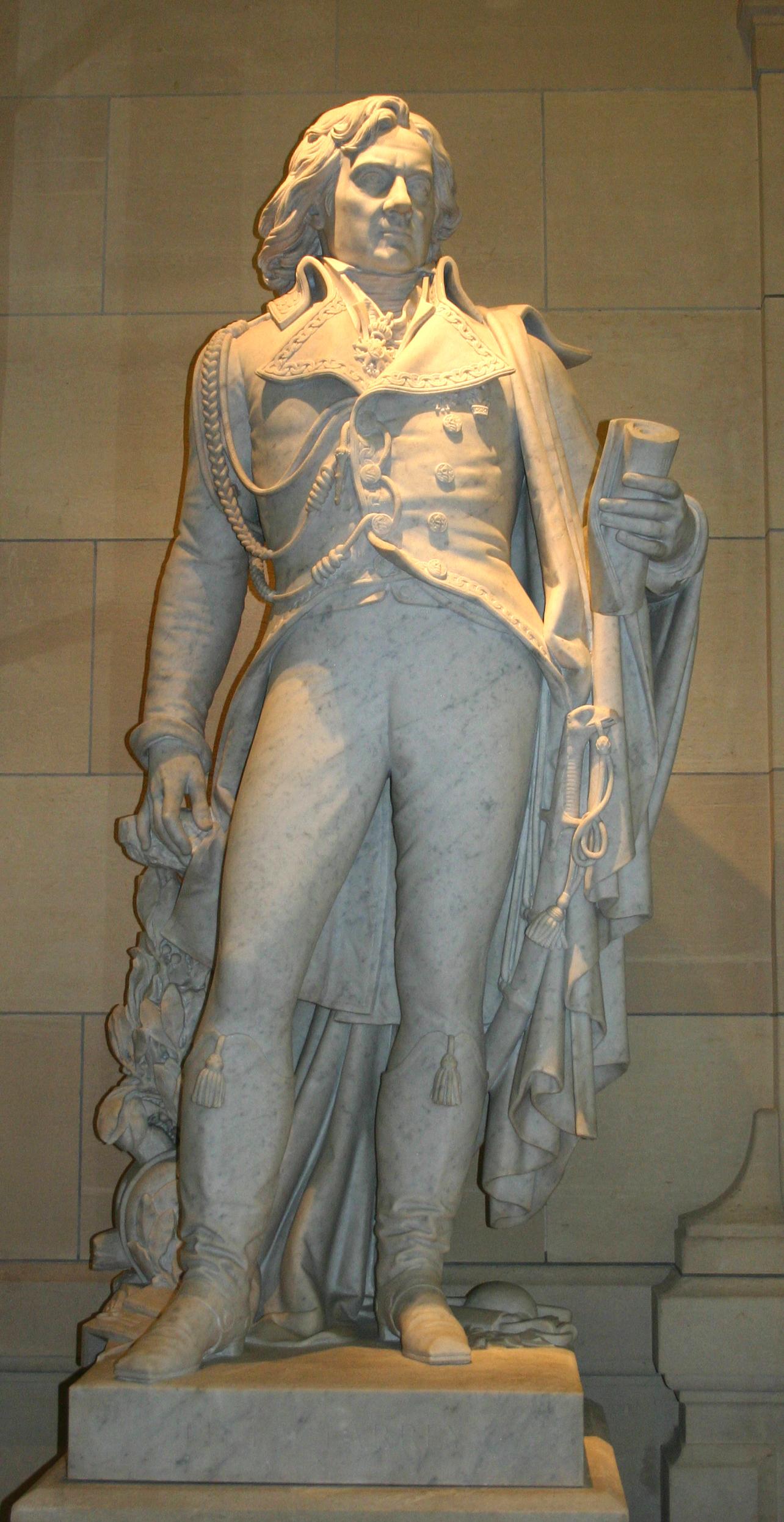 ART5_Statue de DJLarrey par Pierre-Alfred Robinet