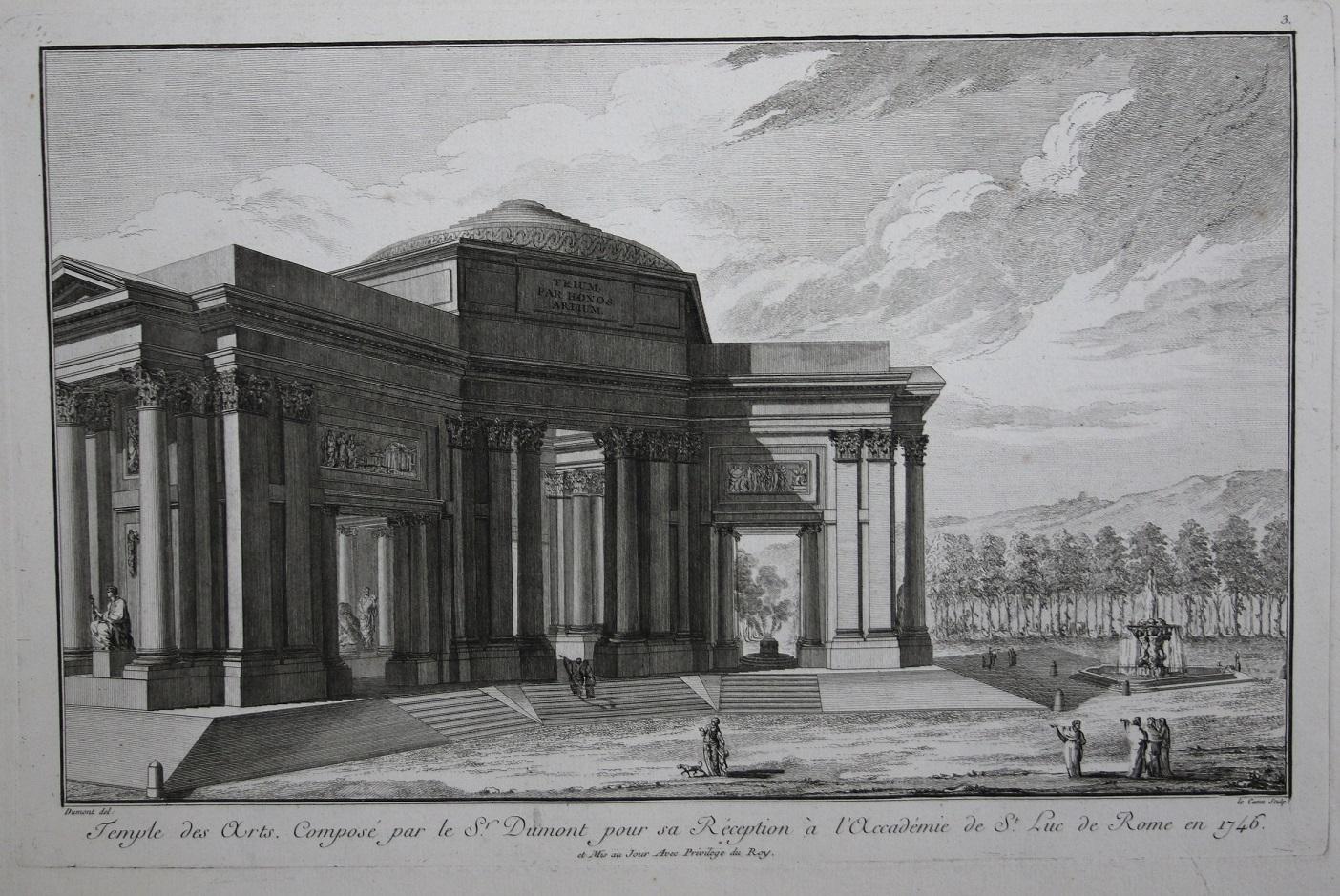 Temple des Arts